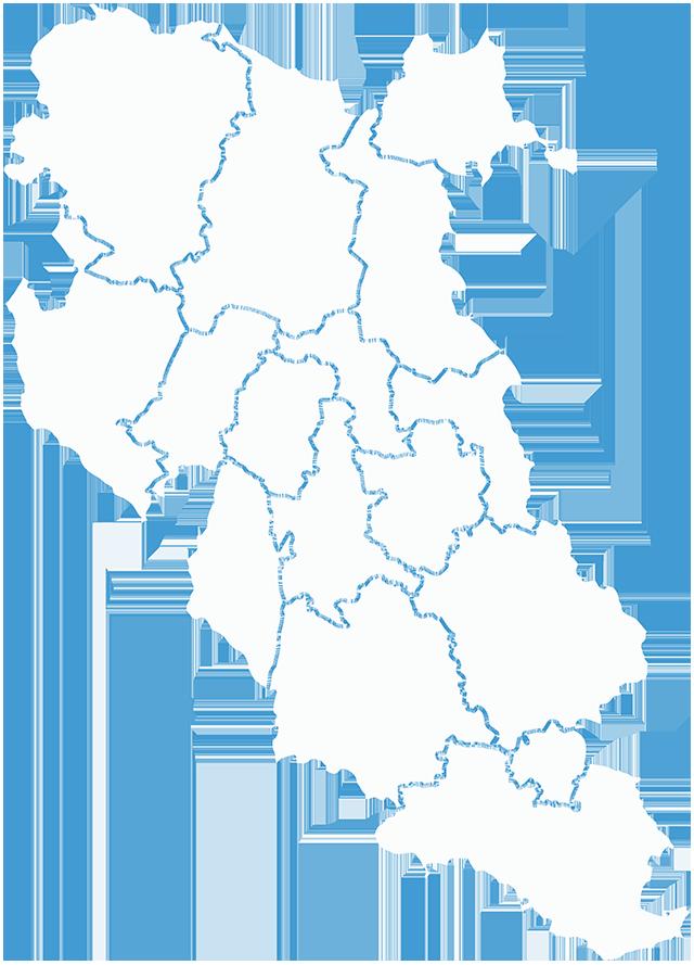 Gemeinden der Region Sterngartl Gusental